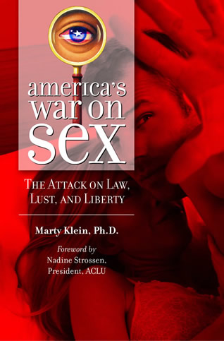 America's War on Sex by Dr. Marty Klein